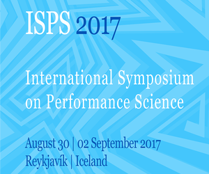 International Symposium on Performance Science (ISPS),í Hörpunni 30. ágúst – 2. sept.